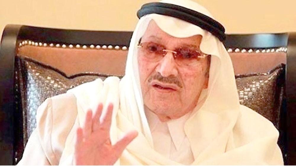 وفاة الأمير طلال بن عبدالعزيز