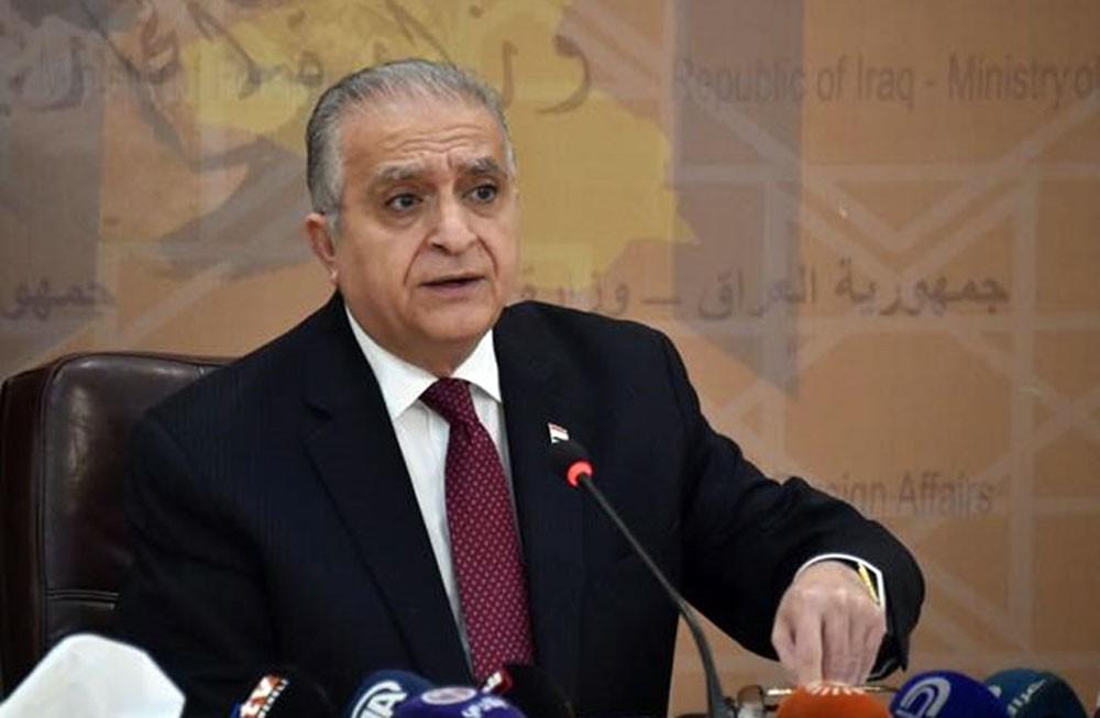 مطالب بإقالة وزير خارجية العراق