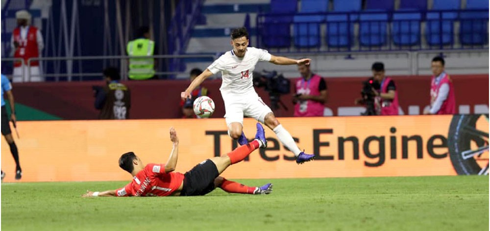 فوز صعب لكوريا الجنوبية على الفلبين