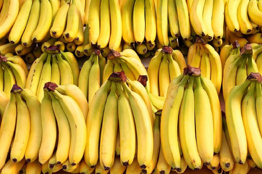 الموز.. كنز من الفوائد