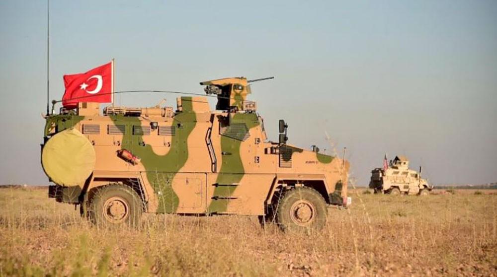 تركيا تهدد بهجوم شمال سوريا