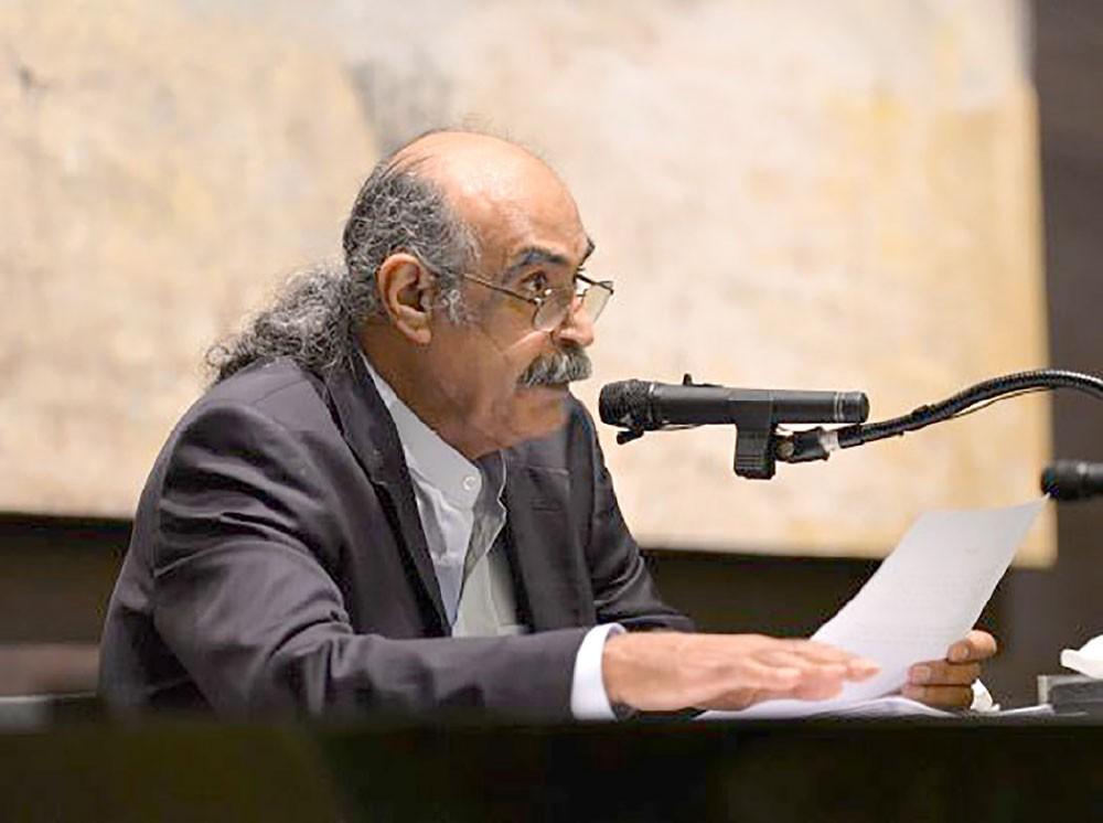 روبيو وحداد ضيفا معرض القاهرة للكتاب