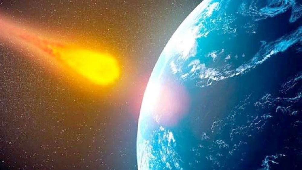 كويكب مارق يزور الأرض اليوم