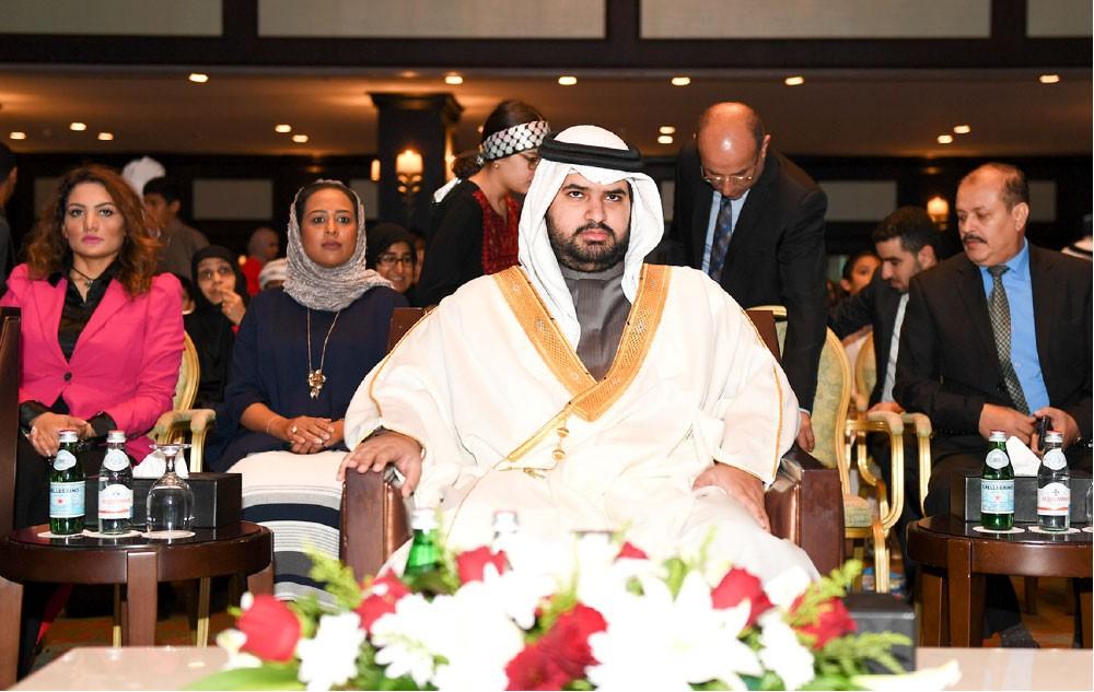 سمو الشيخ عيسى بن علي: الملتقى الخليجي للأطفال فكرة مبتكرة تطورت بشكل ملحوظ
