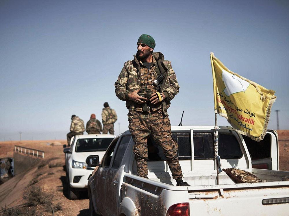 """القتال يشتد في """"المعركة الأخيرة"""" ضد داعش"""