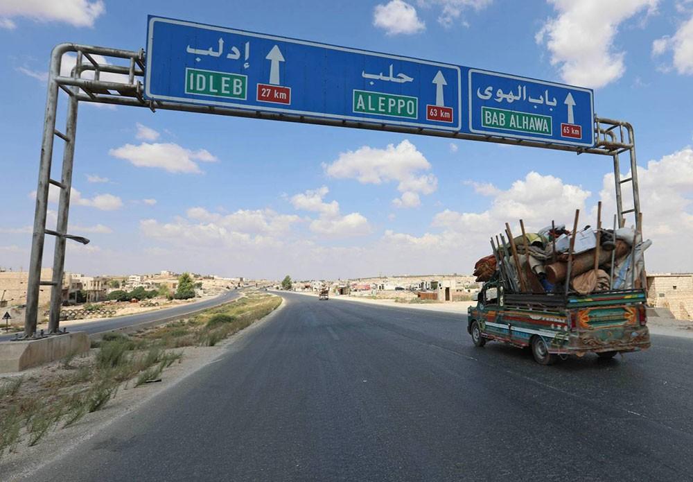 اتفاق روسي تركي بشأن إدلب