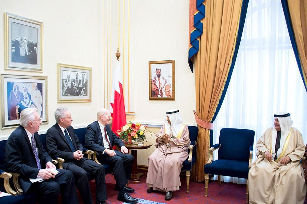 سمو رئيس الوزراء: التنسيق سبيل لحل الصراعات في الشرق الأوسط