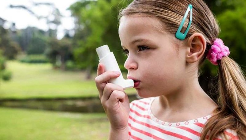 حصص توعية الأطفال بأزمات الربو تقلل الإصابات