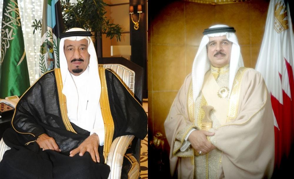 البحرين تعزي خادم الحرمين