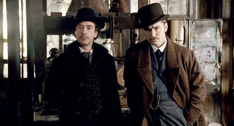تأجيل 3 Sherlock Holmes