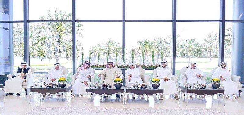 العاهل: علاقات تاريخية مع الإمارات