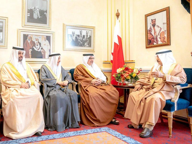 إنجازات العهد الزاهر عززت الدور الفاعل للبحرين عالميا