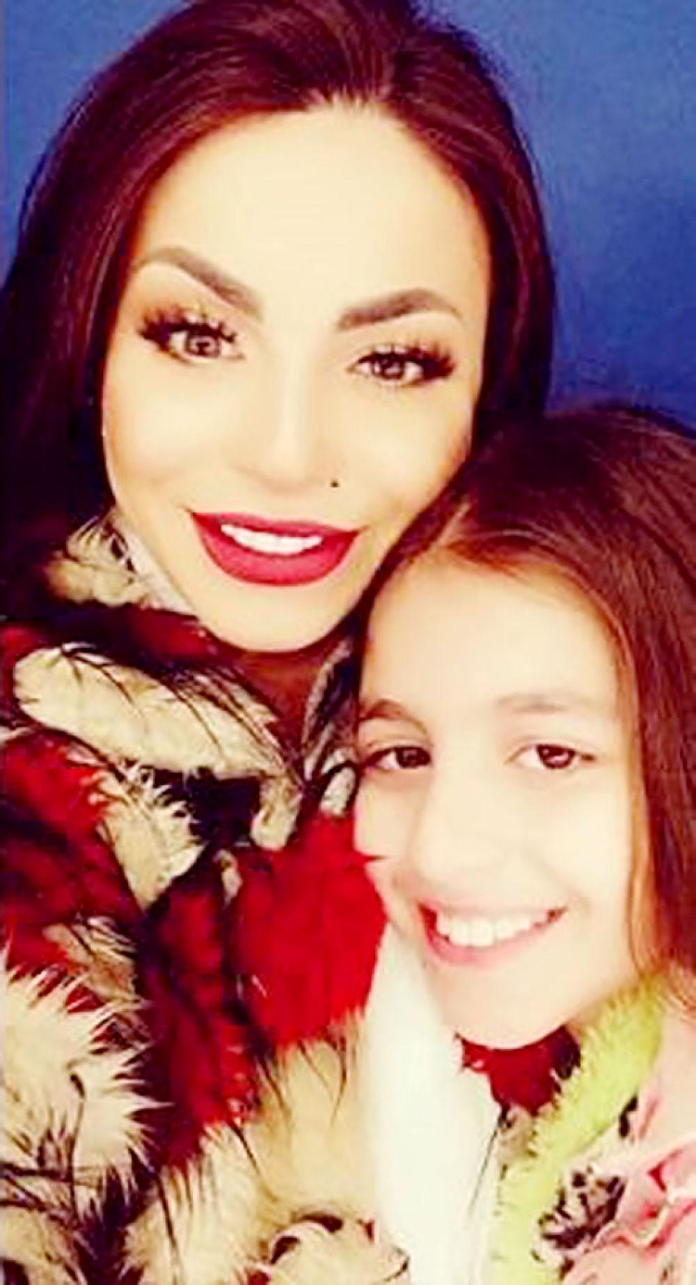 ابنه دوللي شاهين توجة لها رسالة تهنئة بمناسبة عيد الأم