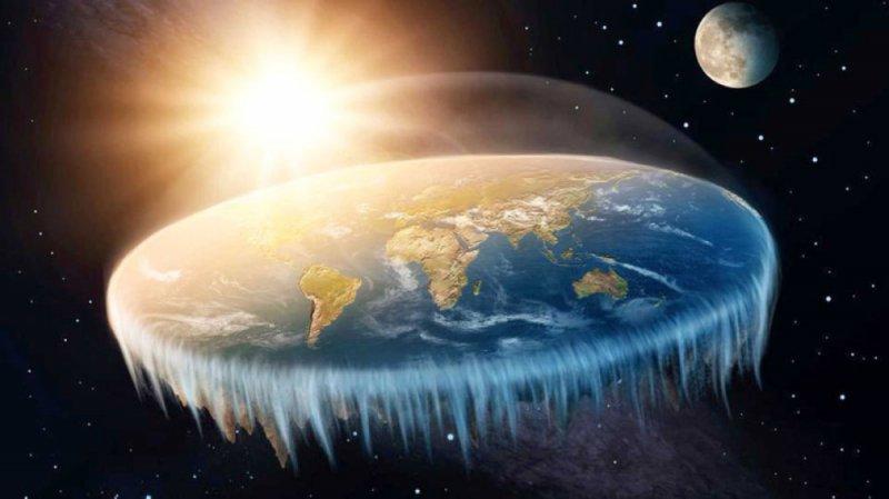 """""""الأرض المسطحة"""" تستعد لـ """"نهاية العالم"""""""