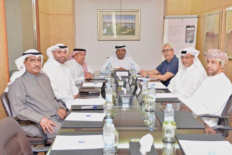 عبدالغفار: قرارات مهمة في تنظيمية الخليج للسباحة