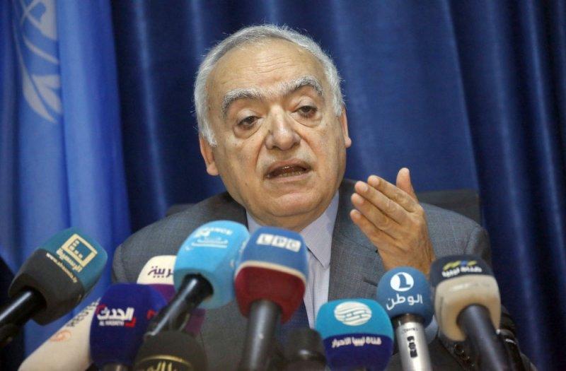 مؤتمر أممي في ليبيا لبحث حل الصراع