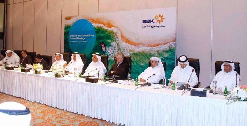 """""""البحرين والكويت"""": توزيع 43 مليون دينار على المساهمين"""