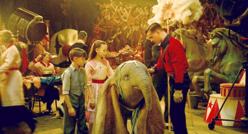 """Dumbo"" في البحرين"