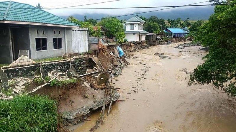 زلزال قوته 6.3 يضرب إندونيسيا