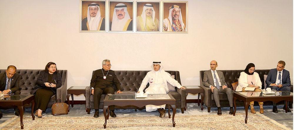الزياني: جهود حكومية لتطوير بيئة ريادة الأعمال