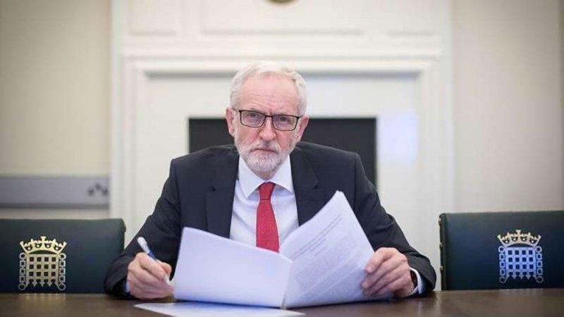 كوربين الأوفر حظا لرئاسة الحكومة البريطانية
