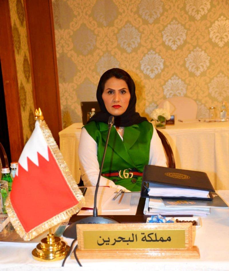 """البنعلي تشارك باجتماعات """"التنفيذي للتربية العربي"""""""