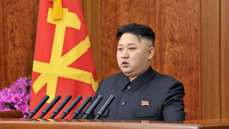 كوريا الشمالية تستقبل وفد أميركا بصاروخين