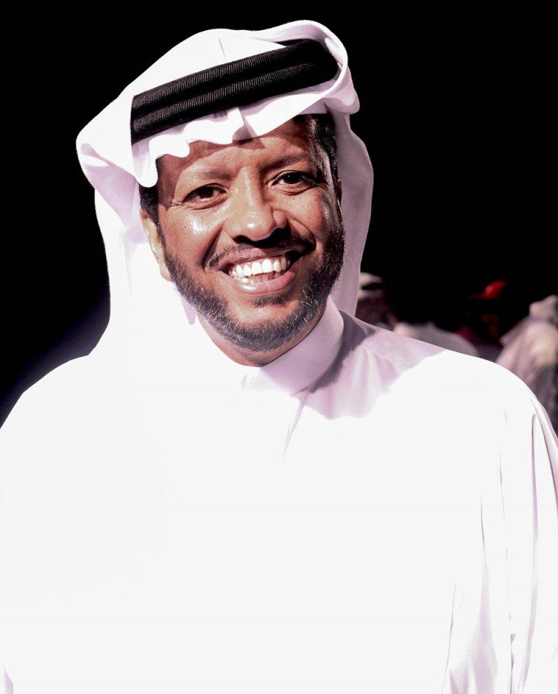 نجوم بحرينية - الكاتب والمخرج جمال الصقر