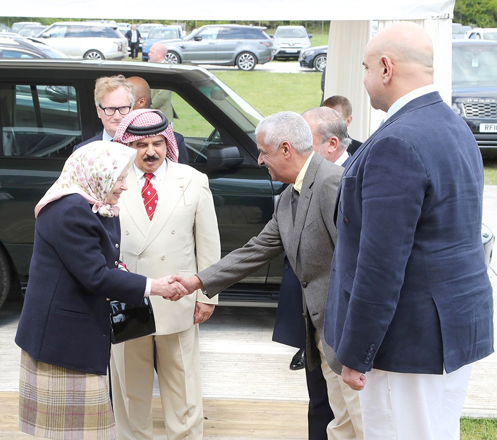 شراكة بحرينية بريطانية وثيقة تعكس العلاقات التاريخية