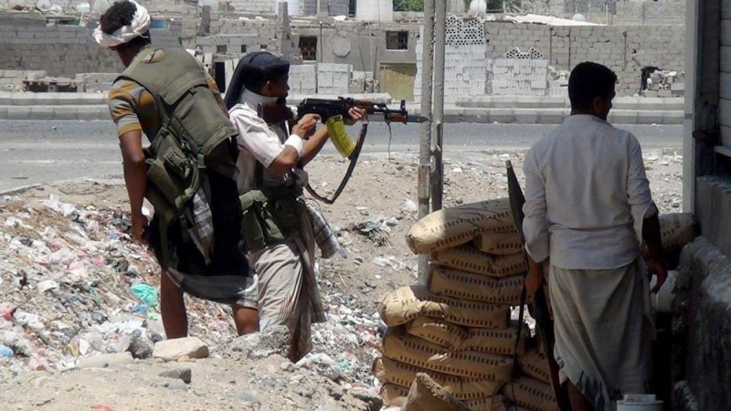 """الجيش اليمني يطيح بزعيم """"داعش"""" بتعز"""