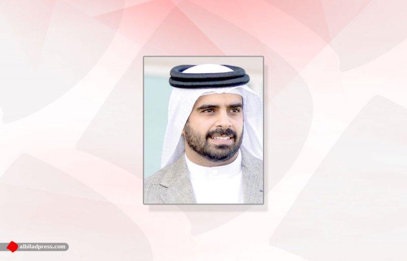 المؤيد يهنئ سلمان بن محمد