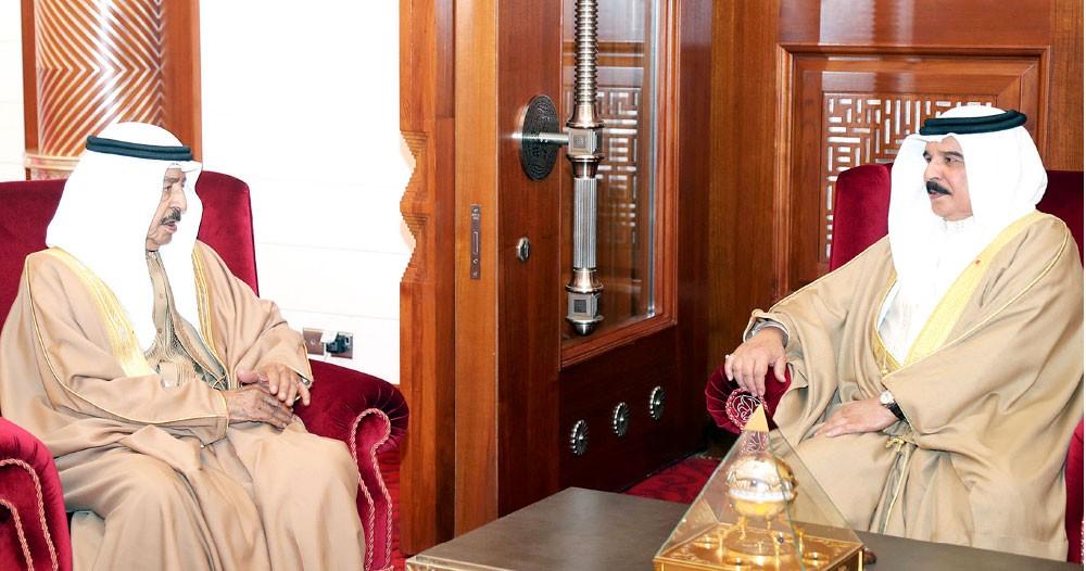 العاهل: البحرين تسير نحو مزيد من التطويـر