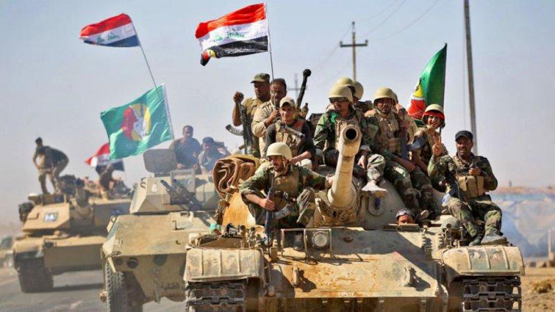 """العراق يطلق عملية لملاحقة """"الدواعش"""""""