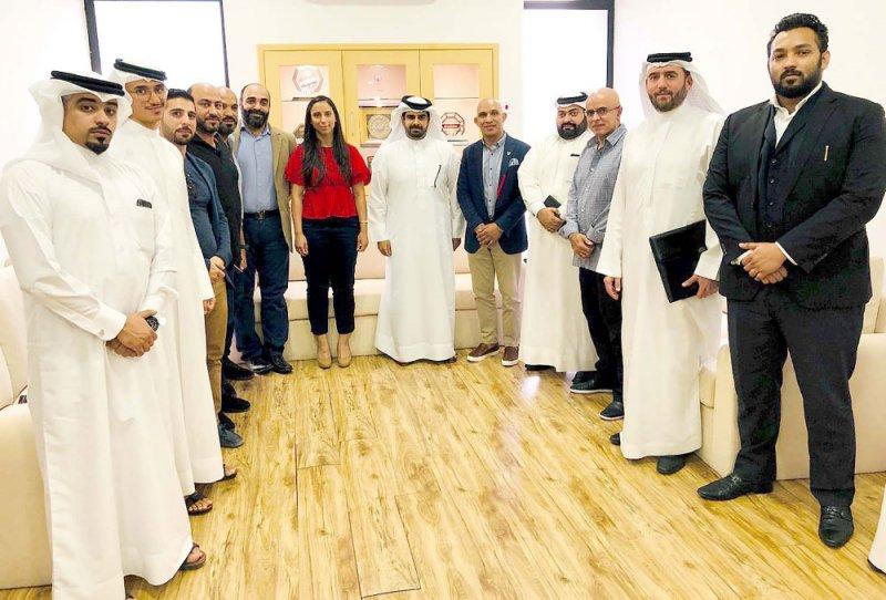 الاجتماع الأول للمجلس البحريني للألعاب القتالية
