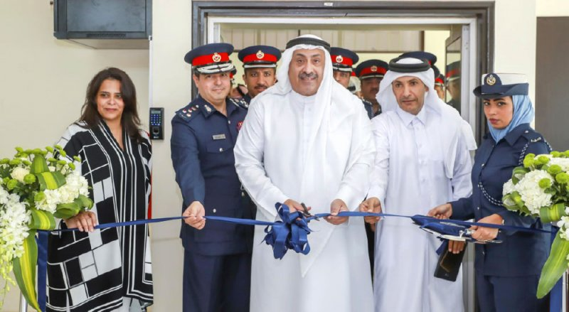 افتتاح مكتبين لخدمات المعلومات الجنائية