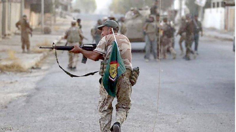 عقوبات أميركية على قادة ميليشيات عراقية