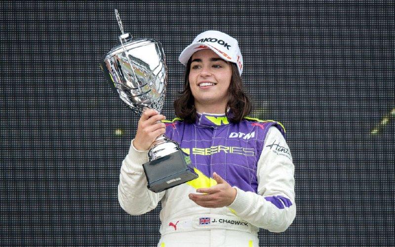 الحلم النسائي يقترب من فورمولا 1
