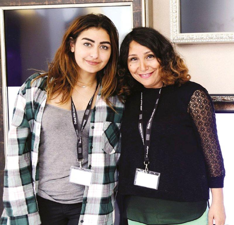 سعوديتان في مهرجان فينيسيا الدولي للأفلام