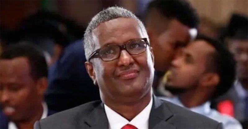 رئيس حزب صومالي: سفير قطر الحاكم الفعلي للبلاد