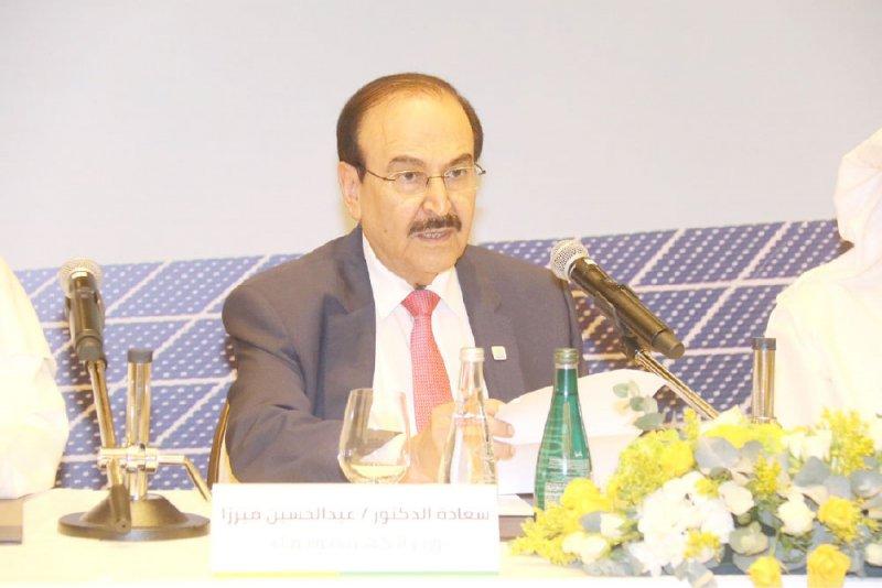 ميرزا: تسهيلات مالية للراغبين بالطاقة المتجددة