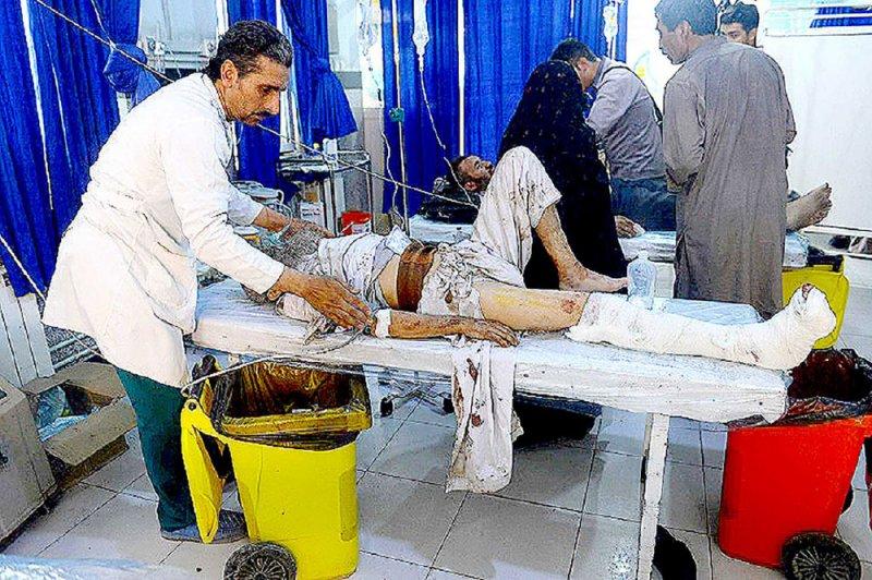 34 قتيلا بانفجار حافلة مدنية في أفغانستان