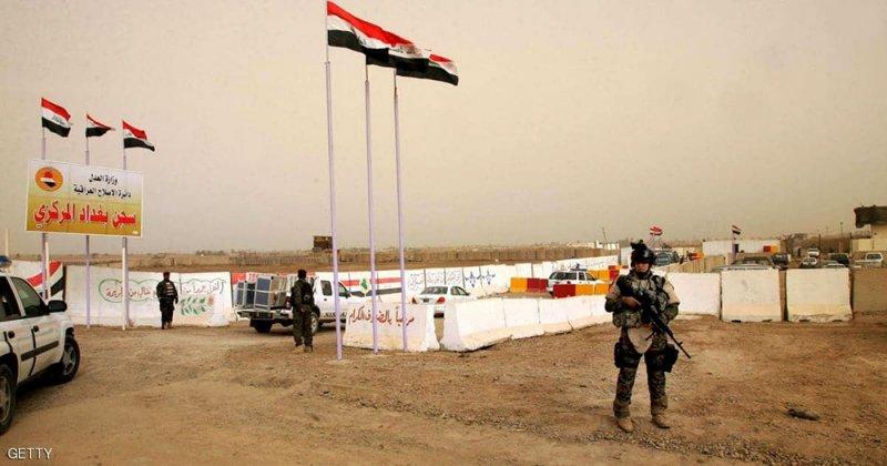 القبض على نصف الهاربين من سجن في بغداد
