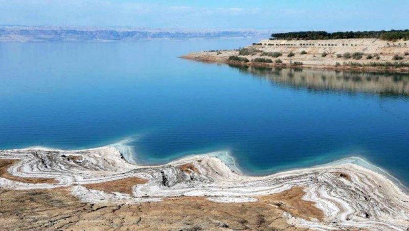 البحر الميت يشارف على الموت