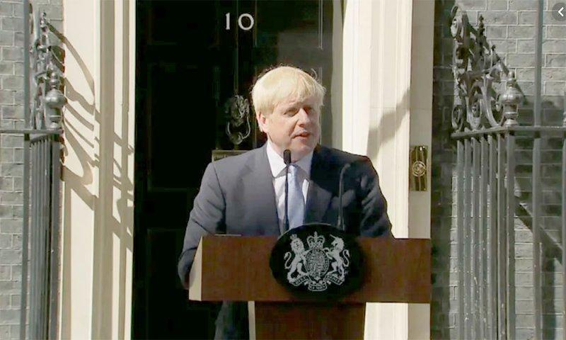 """لندن: على إيران الكف عن """"زعزعة الاستقرار"""""""