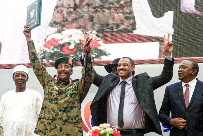 """فرح السودان""... اتفاق تاريخي بحضور إقليمي ودولي"