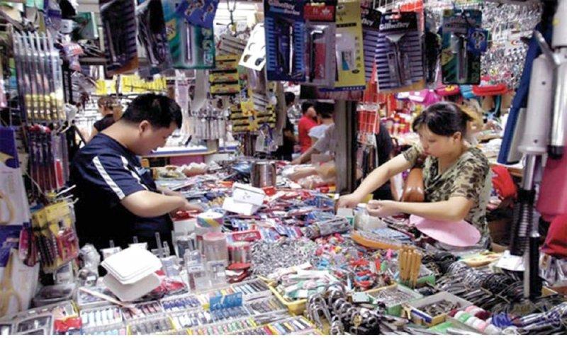 تراجع أسعار السلع الصناعية في الصين