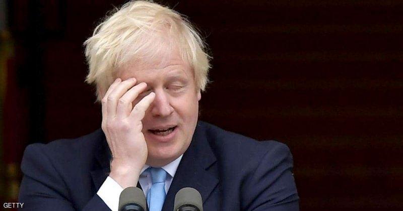 """قضاء اسكتلندا يوجه """"صفعة"""" إلى جونسون"""