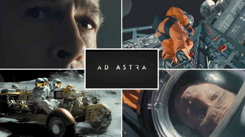 براد بيت وطومي لي جونز يلتقيان معا في AD ASTRA