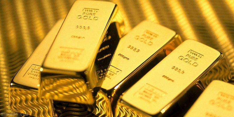 الذهب يسجل مكاسب 10 دولارات