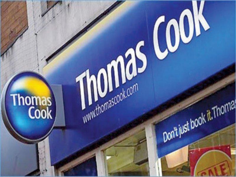 """""""توماس كوك"""" تعلن إفلاسها"""
